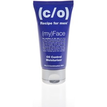 C/O Recipe for men - Oil Control Moisturizer 75 ml