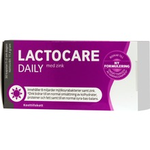 Lactocare - Daily med Zink 30st