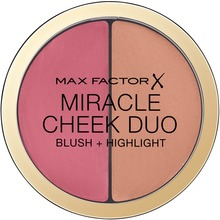 Max Factor - Miracle Cheek Duo D Pink & Cop 11ml