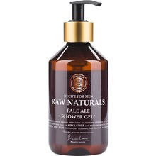 Raw Naturals - Pale Ale Shower Gel 300 ml.