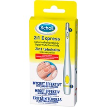 Scholl - 2in1 Express Liktornsbehandling 1 ml
