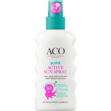 ACO - Sun Kids Pump Spray SPF 50+ 175 ml