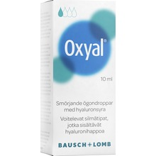 Oxyal - OXYAL TÅRSUBSITUT 10 ML