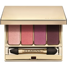 Clarins - 4-Colour Eye Shadow 07 Lovely Rose 7G