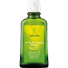 Weleda - Citrus Refreshing Body Oil 100ml