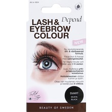 Depend - Lash and eyebrow color Black 1 st