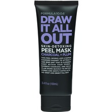 Formula 10.0.6 - Draw It All Out Peel Mask 100 ml