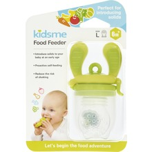 Kidsme - Food Feeder Lime 6m+ 6m+ 1 st