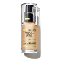 Max FactorMiracle Match Foundation Warm Almond