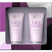 ACO Face - Anti Age Day & Night Cream Presentförpackning