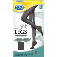 Scholl - Light Legs Tights Svart 20 Den XS 1 st