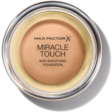 Max Factor Miracle Touch Bronze - Foundation. 11 ml.