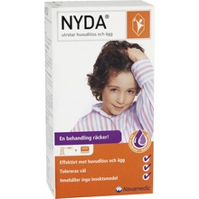 NYDA - Lusmedel 50 ml