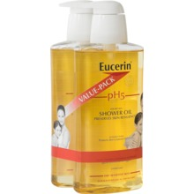Eucerin - Shower Oil Duopack oparfymerad 2018 2x400ml
