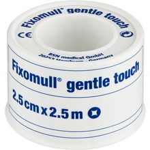 Fixomull - Gentle Touch 2,5cm