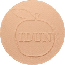 IDUN MINERALS - Underbar pressed powder (medium) 3,5 gram