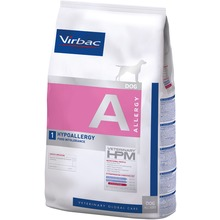 Veterinary HPM Allergy Dog - Foder till hundar vid hudbesvär 3 KG