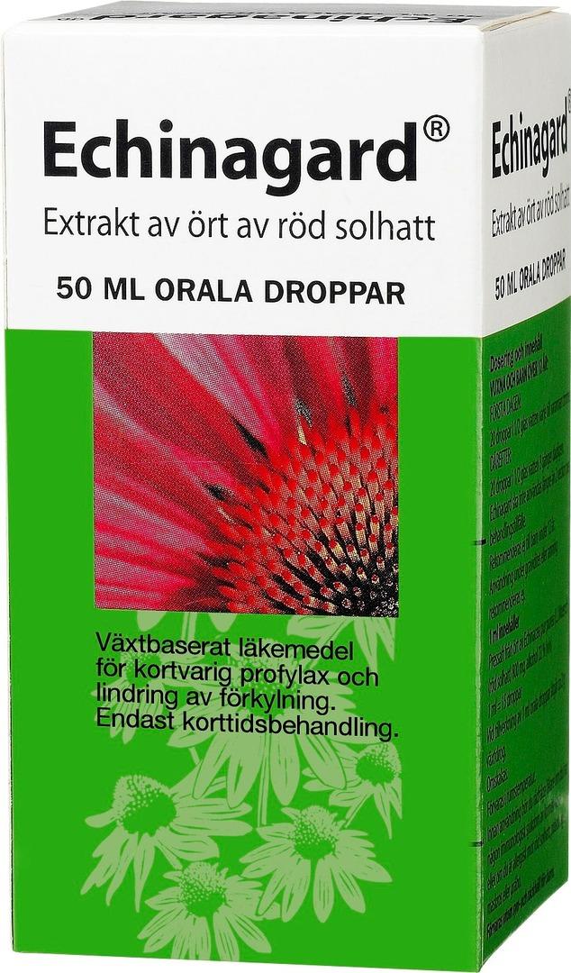 Echinagard Droppar 50 ml Orala droppar, lösning 50 milliliter