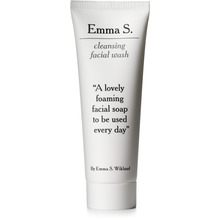 Emma S. cleansing facial wash 125 ml - cleansing facial wash 125 ml