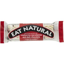 Eat Natural - cranberries macadamias 45gr