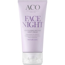 ACO FACE - ANTI AGE REVITALISING NIGHT CREAM 50 ML