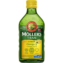 Möllers - Tran citron 250 ML