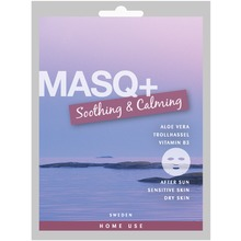 MASQ+ - Ansiktsmask Soothing & Calming 25ml