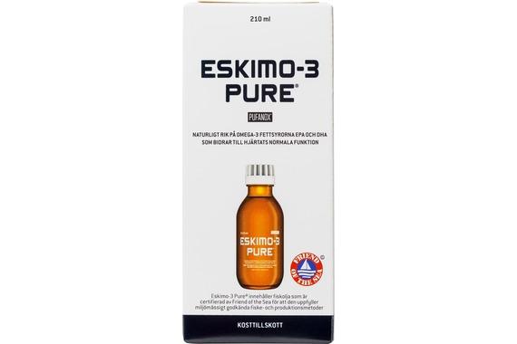 Eskimo-3 Pure Omega-3 210 ml