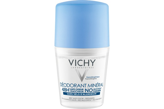 Vichy deo roll-on mineral