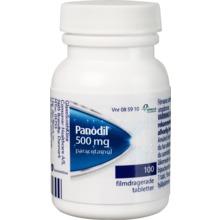 panodil paracetamol 500 mg
