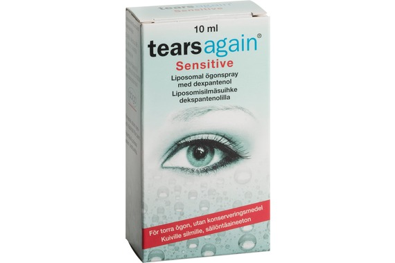 Tearsagain Sensitive