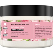 Love Beauty and Planet body butter - Bulgarisk ros och murumurusmör. 250 ml