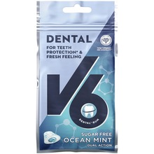 V6 - Dental Dual Action Ocean Mint 30 G