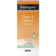 Neutrogena - Clear & Defend Moisturiser 50 ml