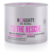 Noughty To The Rescue - Intense Moisture Treatment. Inpackning. 300 ml.