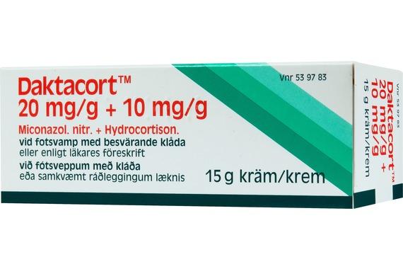 hydrokortison på läpparna