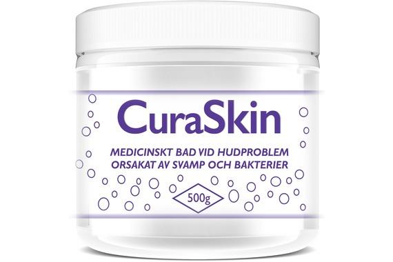 CuraSkin Medicinskt bad 500g
