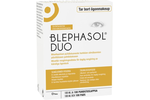Blephasol Duo - Micellär make up remover 100ml