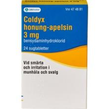 zink sugtablett förkylning