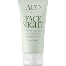ACO FACE - MATTIFYING NIGHT CREAM 50 ML