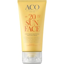 ACO SUNLight Touch Mattifying SPF 20
