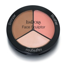 Isadora - FACE SCULPTOR 01 WARM PEACH 18 g