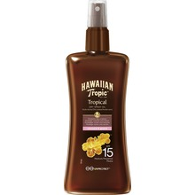 HAWAIIAN TROPICProtective Dry Spray Oil SPF 15