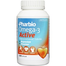 Pharbio - Omega 3 Active 120 tabl