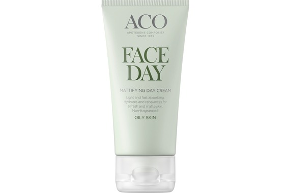 MATTIFYING DAY CREAM