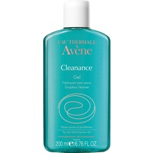 Avène - CLEANANCE CLEANSING GEL 200 ml