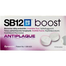 SB12 - Boost Antiplaque 10 st