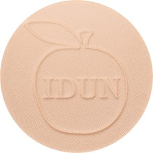 IDUN MINERALS - Vacker pressed powder (light warm) 3,5 gram