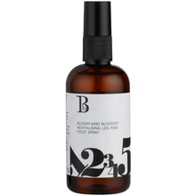 Bloom and Blossom - Revitalising foot and leg spray 100 ml