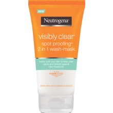 Neutrogena - VCLR Spot Proofing 2in1 Wash -Mask 150 ml